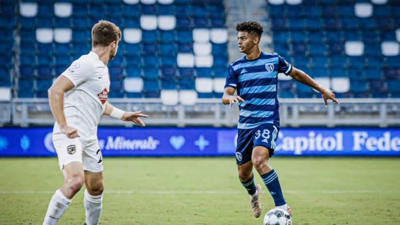 Recap: SKC II takes narrow 1-0 loss to Birmingham