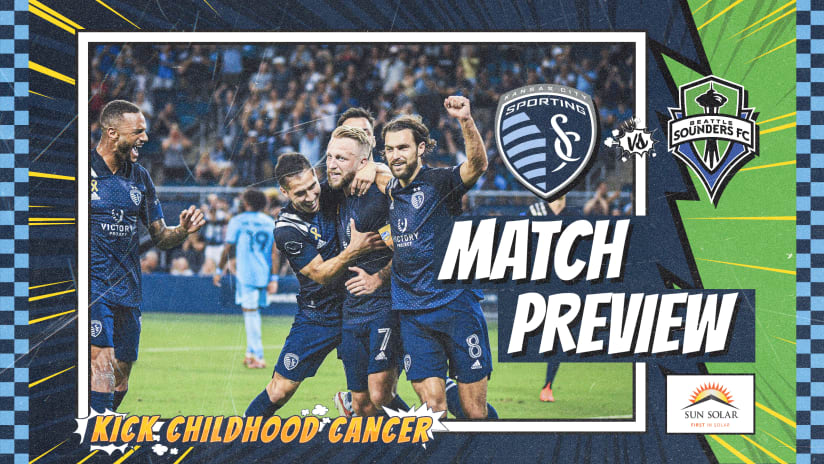 Match Preview: Sporting and Seattle set for monumental Sunday showdown