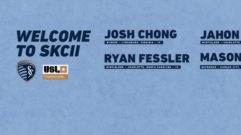 SKC II Signs Chong, Fessler, Leeth and J. Rad