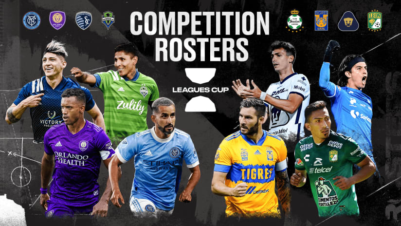 Leagues Cup rosters announced for Club Leon and Sporting KC