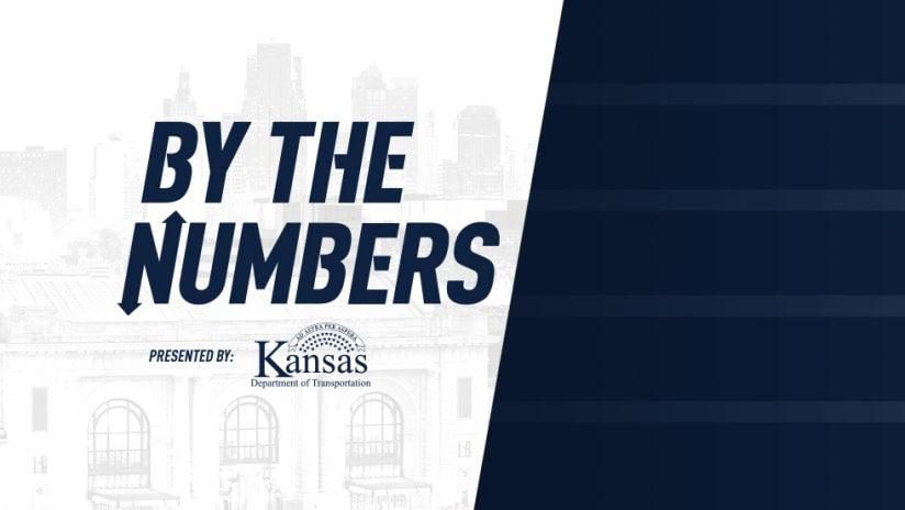 By The Numbers presented by KDOT DL Image