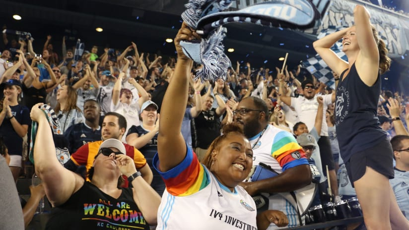 Supporters - Ladies of SKC -