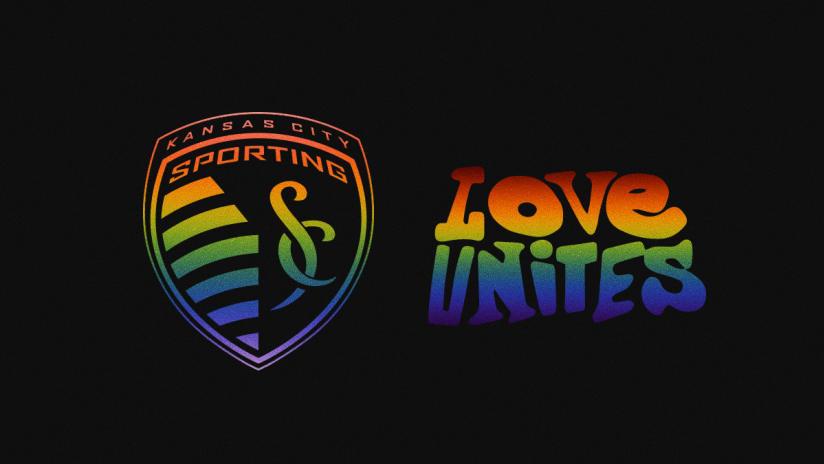 2021 Pride top - Love Unites