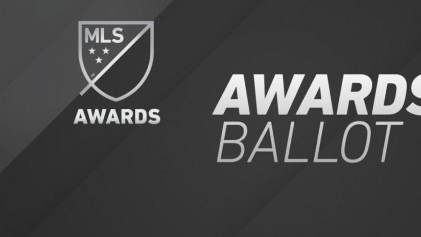 2020 MLS Awards Ballot