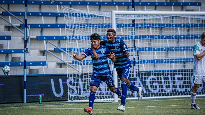 Recap: Sporting Kansas City II cruises to 3-0 victory over OKC Energy FC