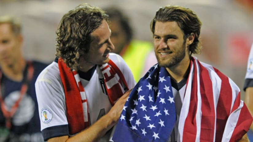 """Zusi says World Cup qualification ranks as """"biggest accomplishment of career so far"""" -"""
