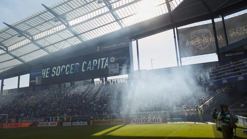 Children's Mercy Park - Soccer Capital