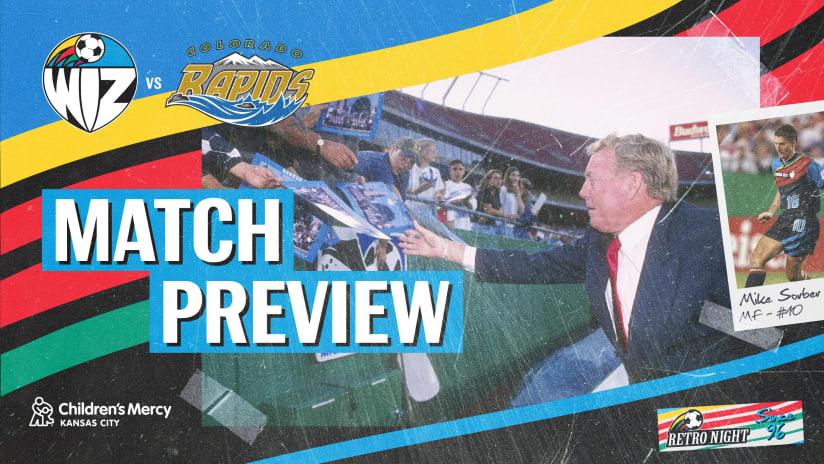 Match Preview Retro - Aug. 28, 2021