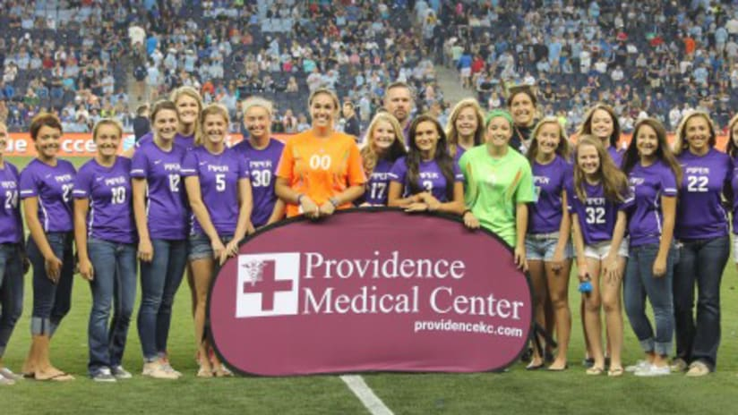 Providence Medical Center Team of the Game -
