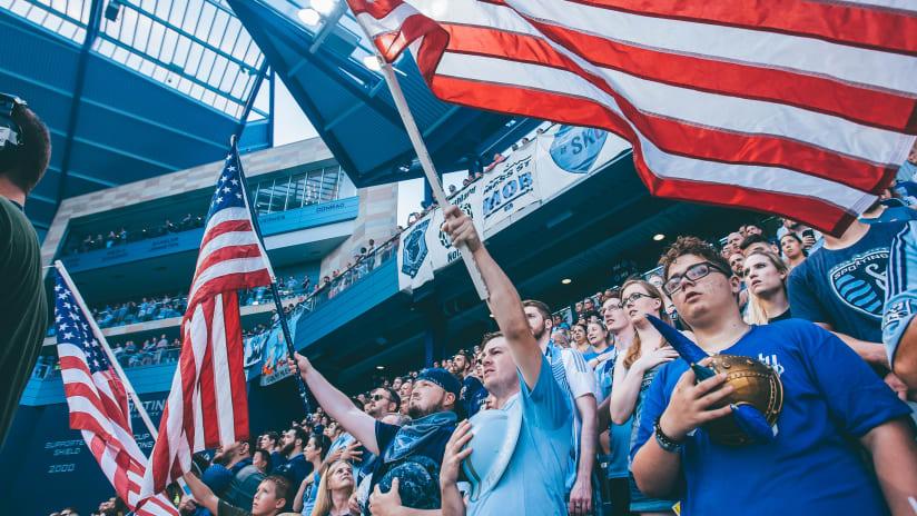 Supporters - Wichita Wanderers -