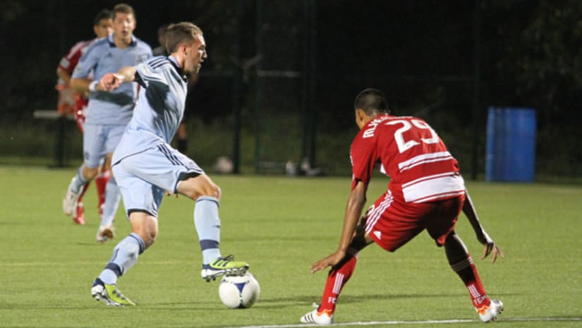 Kyle Miller signs with Sporting! -