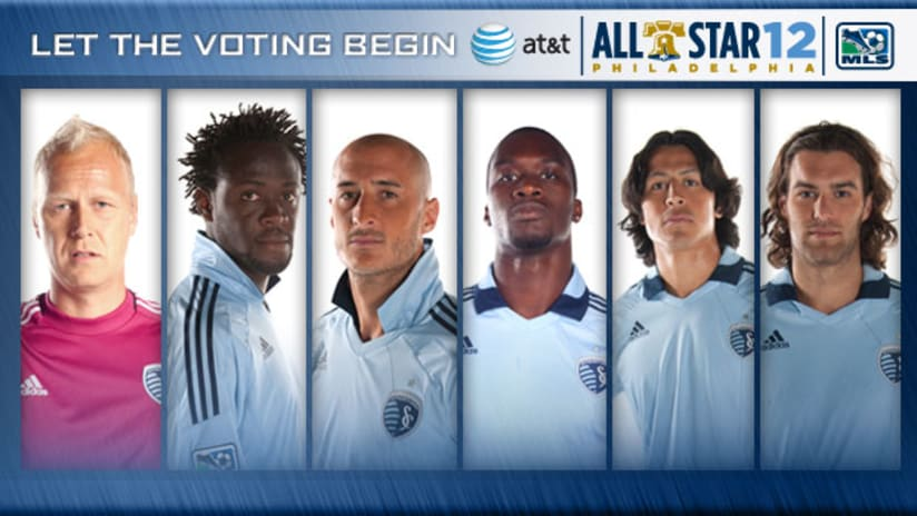 All Star voting players 2012