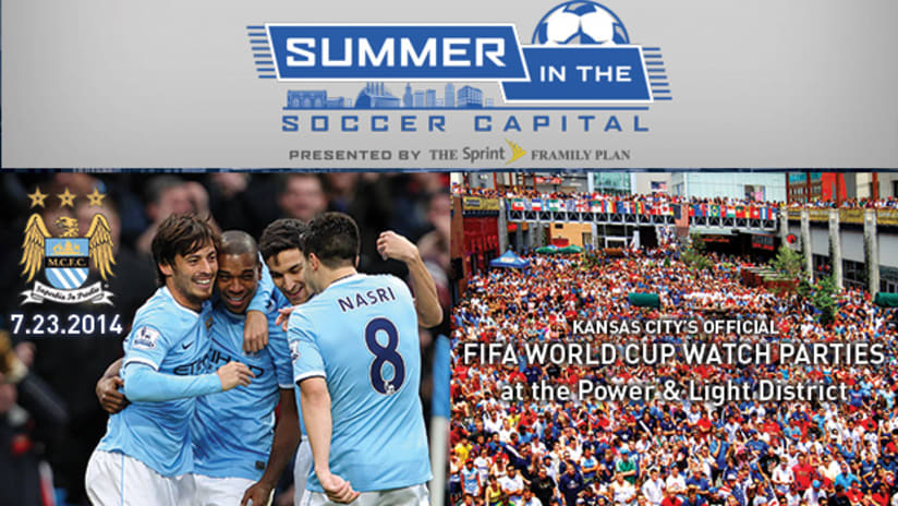 Summer in the Soccer Capital DL