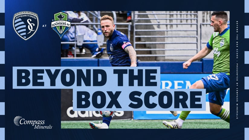 Beyond the Box Score presented by Compass Minerals: Russell and Sporting sink Seattle again