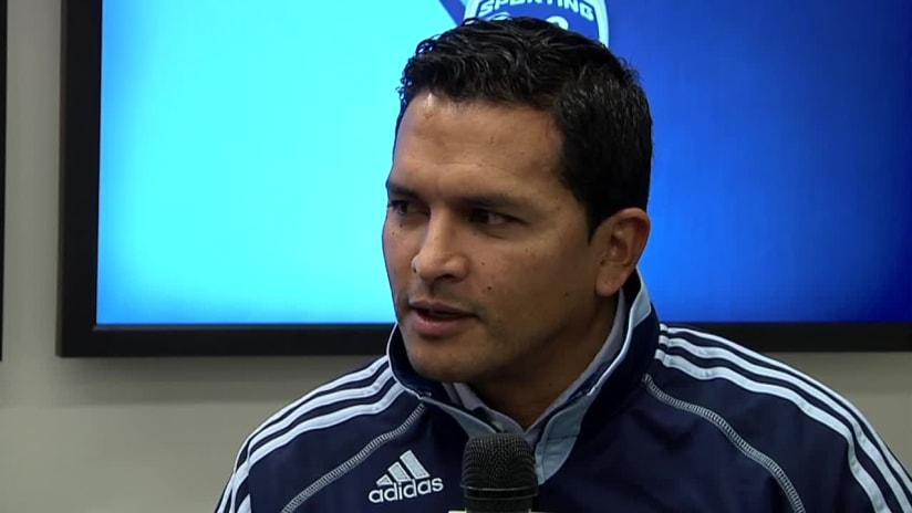 Diego Gutierrez Joins SKC TV