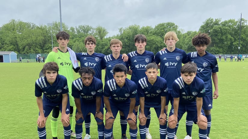 U-17s and U-19s play to high-scoring thrillers vs. Solar SC at Swope