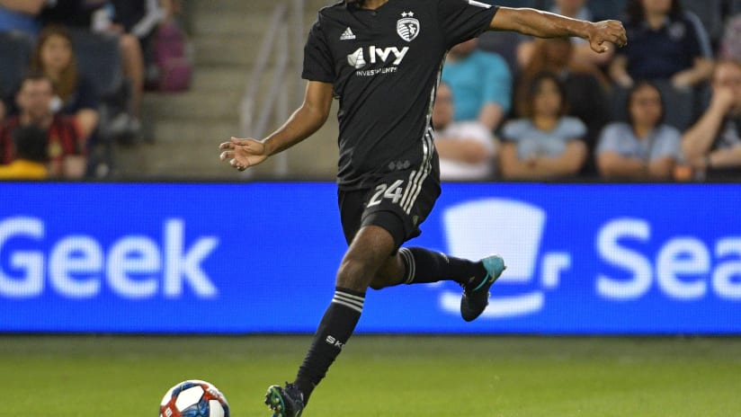 Gedion Zelalem - Sporting KC vs. Atlanta United FC - May 5, 2019