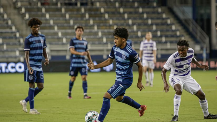 Preview: Sporting KC II to host Memphis 901 FC on Sunday