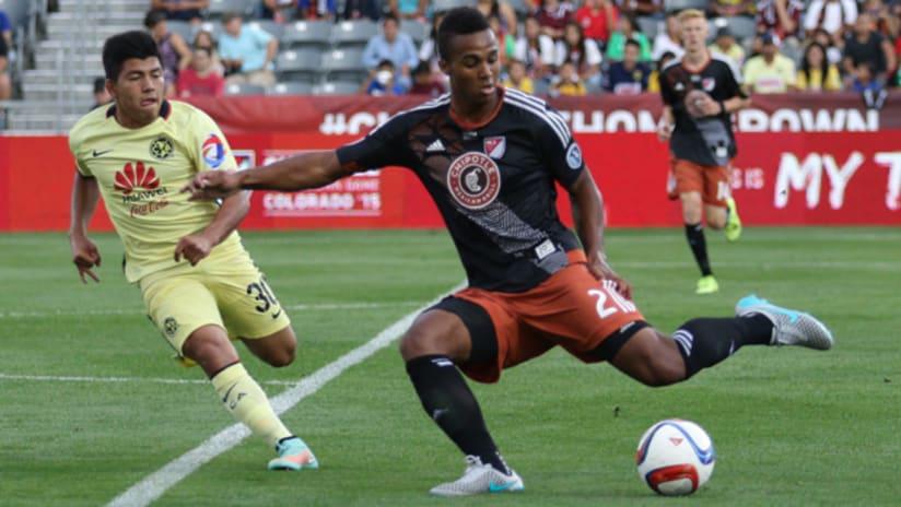 Erik Palmer-Brown - 2015 Chipotle MLS Homegrown Game