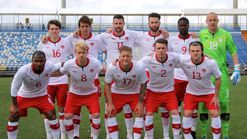 Canada Men's National Team vs. Guatemala