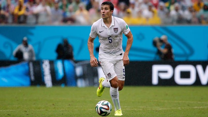 Matt Besler - USMNT - World Cup vs. Germany