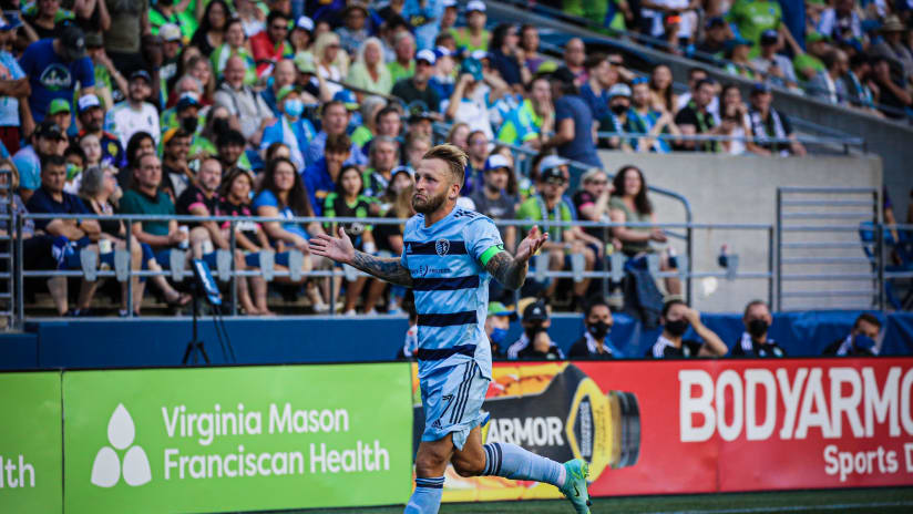 """SEAvSKC Quotes: """"That's a massive result for us. They're up at the top for a reason, but so are we."""""""