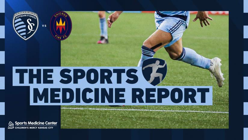Sports Medicine Report - Sept. 11, 2021