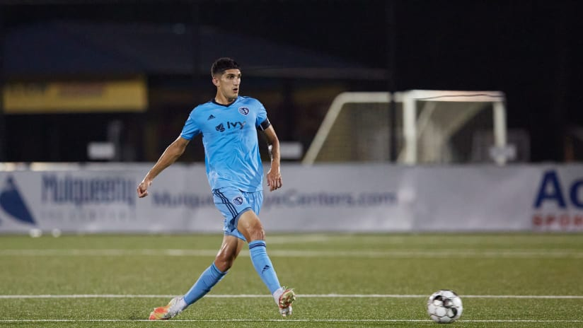 SKC II Re-Signs Danny Barbir