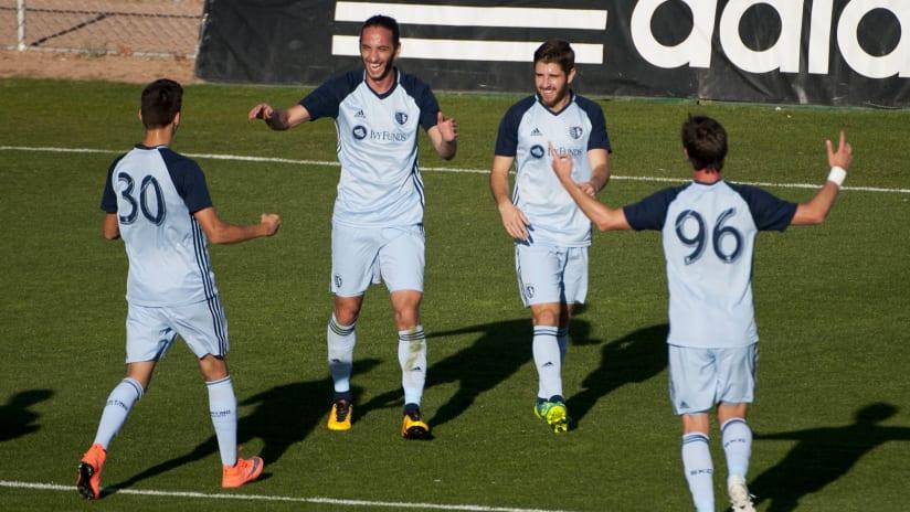 Preseason: Sporting KC 2-2 Houston Dynamo