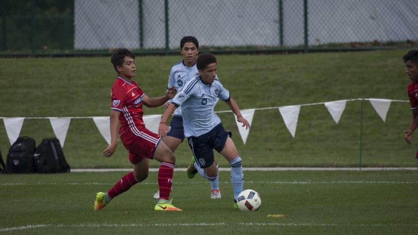 Cameron Duke SKC Academy