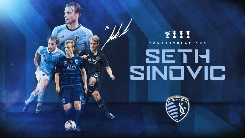Longtime Sporting defender and KC native Seth Sinovicretires after trophy-filled career in MLS