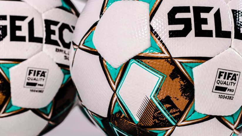 Select balls 2021 USL Championship
