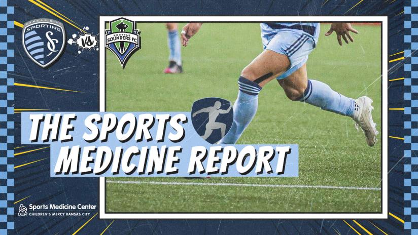Sports Medicine Report - Sept. 26, 2021