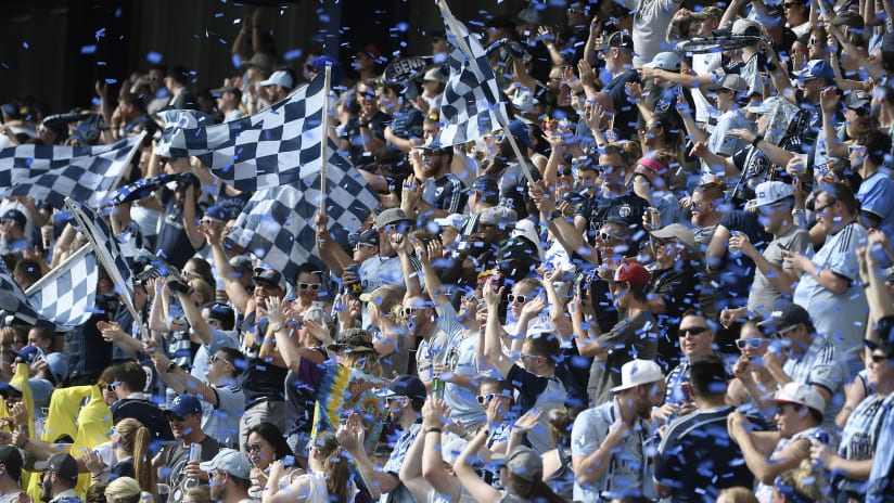 Supporters - The Trenches -