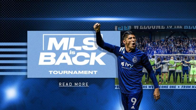 MLS is Back - 1 ac