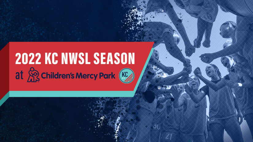 Kansas City NWSL to play 2022 home matches at Children's Mercy Park