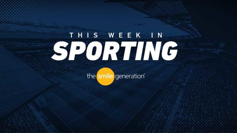 This Week in Sporting - Feb. 28, 2020