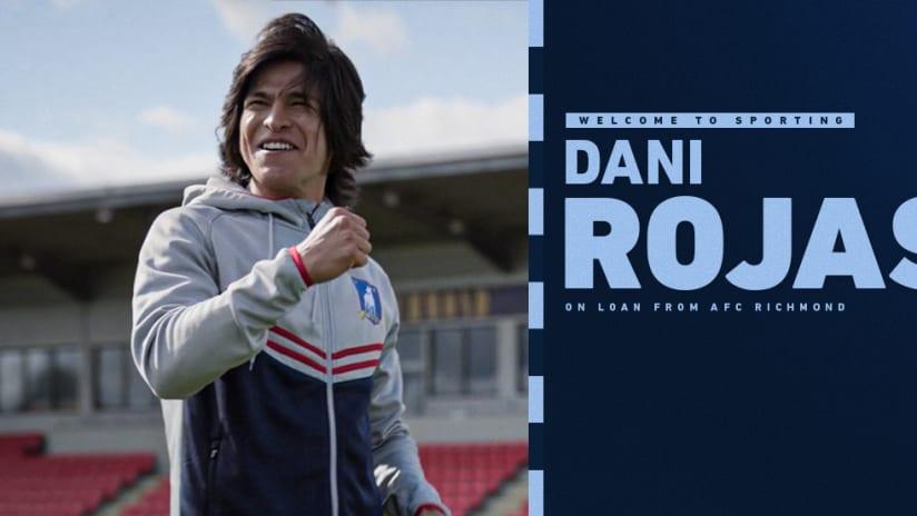 Dani Rojas - Sporting KC