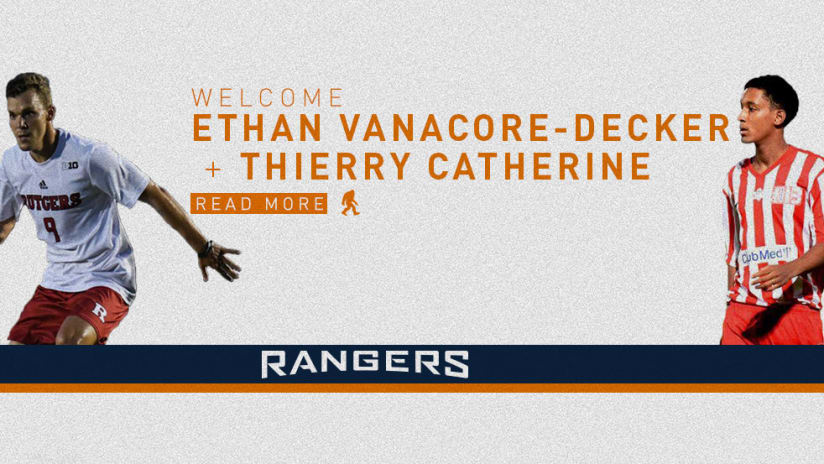Ethan Vanacore-Decker and Thierry Catherine