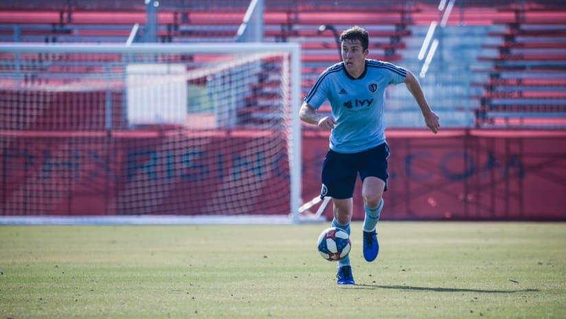 Matt Besler vs. Sporting Arizona FC