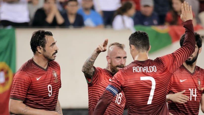Cristiano Ronaldo and Portugal - 2014 FIFA World Cup