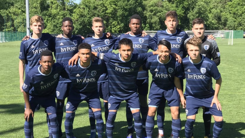 Sporting KC U-18s - May 28, 2017