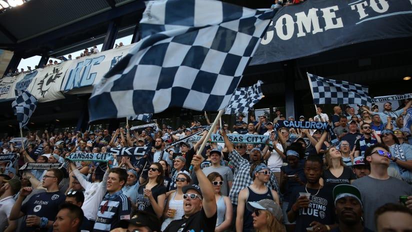 Supporters - La Barra KC -