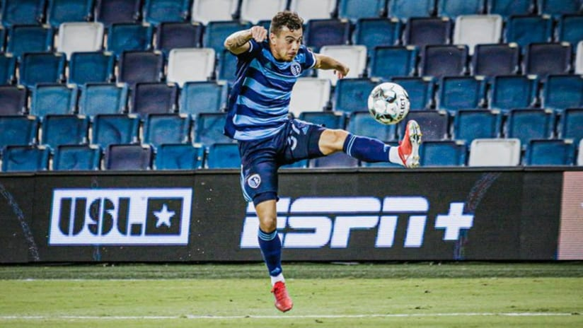 Preview: Sporting KC II to host FC Tulsa on Friday