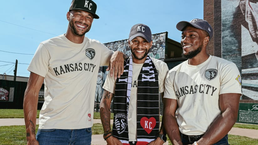 Negro Leagues Baseball Museum Capsule Collection - Sporting KC