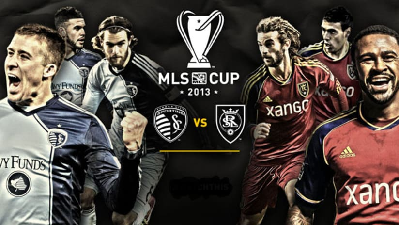 #SKCvRSL MLS Cup 2013