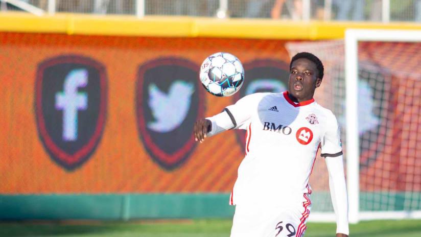 Match Recap: Toronto FC II at Greenville Triumph SC