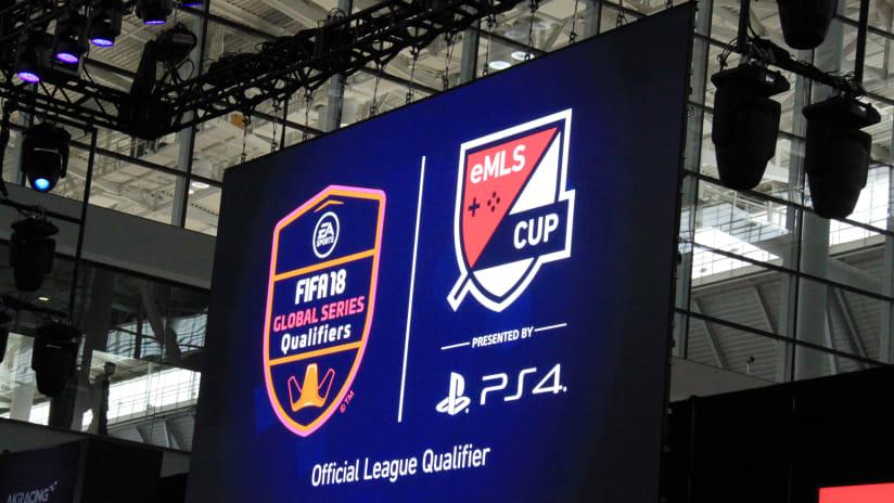 eMLS Cup Stage