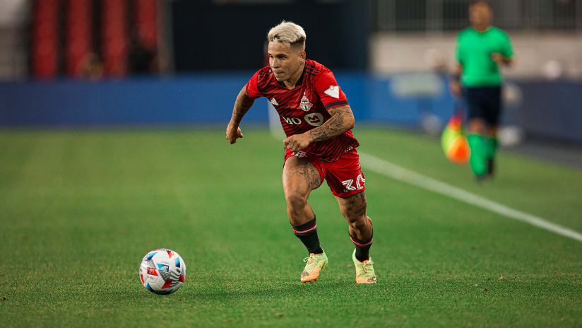 Soteldo adapting quickly to new surroundings with TFC