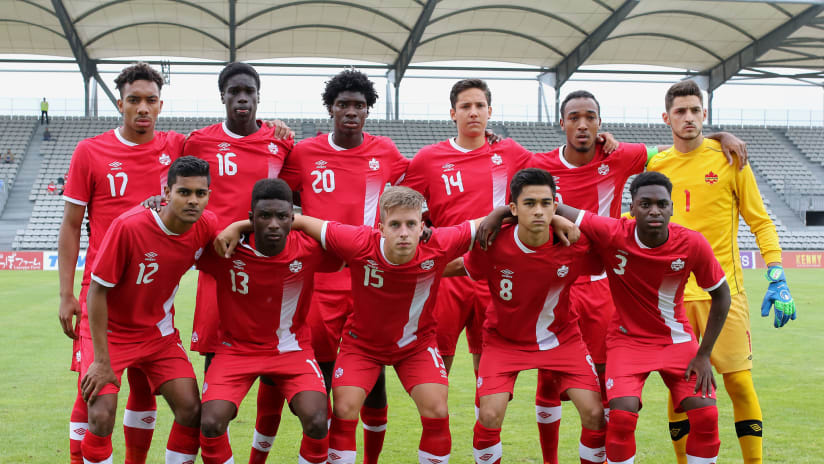 Canada at Toulon Tournament